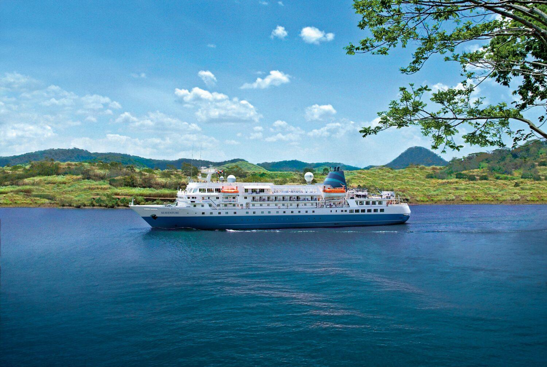Die Seaventure wird wieder nach Deutschland kommen! Die Ex-MS Bremen von Hapag-Lloyd wird ab Bremerhaven in Nord- und Ostsee fahren