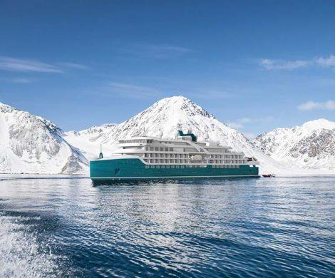 Swan Hellenic startet im Dezember 2021 die Premieren-Kreuzfahrt, derzeit werden in Helsinki drei neue Expeditionsschiffe gebaut.