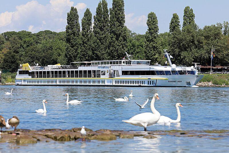 Plantours Kreuzfahrten legt das bisher größte Angebot an Flussreisen in Deutschland auf: 50 Routen mit drei Schiffen