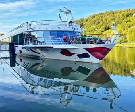 A-ROSA hat die Reisen für 2022 vorgestellt: 13 Premium-Schiffe werden auf 50 verschiedenen Routen 13 Länder und 90 Häfen anlaufen.