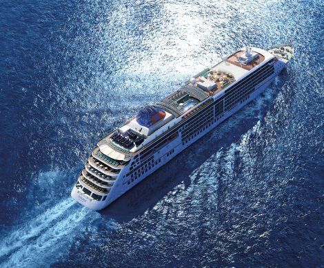 Die Europa 2 von Hapag-Lloyd Cruises wird im Frühsommer zunächst sechs neue Routen in den Gewässer von Kroatien und Griechenland fahren