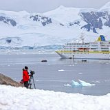 Von Hamburg aus bis in die Antarktis: Erstmals startet Plantours mit der MS Hamburg am 19. Oktober direkt ab der Hansestadt