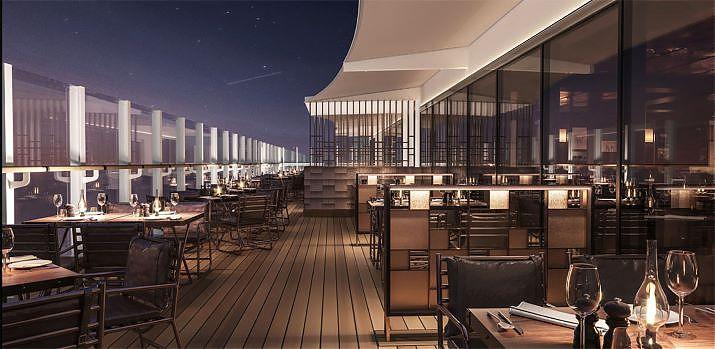 Die MSC Seashore, neues Flaggschiff von MSC Cruises, wird ab August im Mittelmeer fahren und im November nach Miami aufbrechen