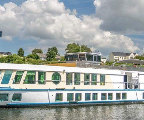 Die Schweizer Reederei Scylla startet mit Dinner Cruises an Bord der MS Swiss Ruby ab/bis Basel an zahlreichen Terminen im März