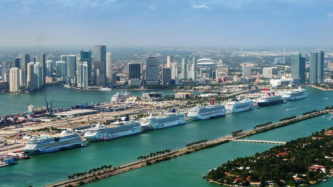 Florida hat Klage gegen die Bundesregierung und die Gesundheitsbehörde CDC, dabei geht es um die Auflagen für einen Neustart von Kreuzfahrten
