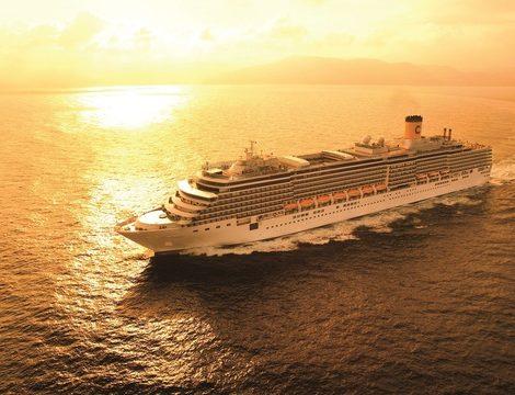 Costa Crociere streicht alle Abfahrten ab Deutschland, dafür sind zwei Schiffe im westlichen und zwei im östlichen Mittelmeer unterwegs.