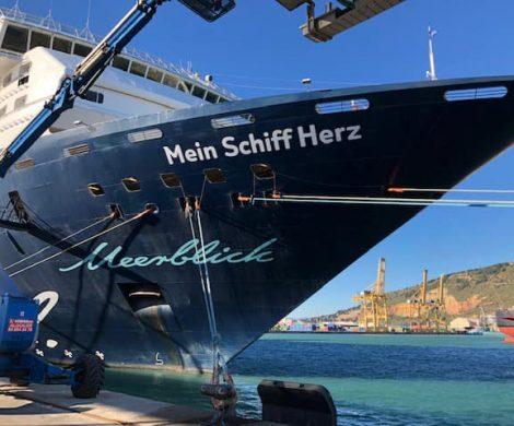 Für ein TUI Cruises-Schiff heißt es am Ende der Wintersaison 2022/23 Abschied nehmen: Die Mein Schiff Herz verlässt im April 2023 die Flotte