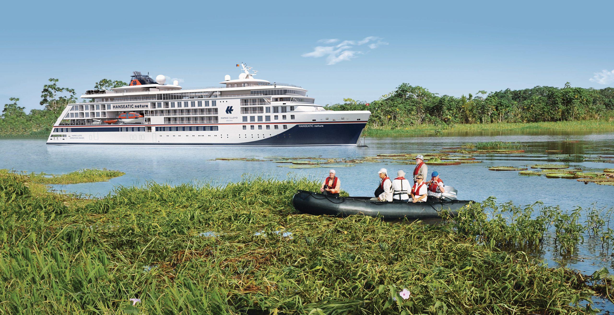 Mit dem Hauptkatalog der neuen Expeditionsklasse öffnet Hapag-Lloyd Cruises die Buchungsen für neu aufgelegte Expeditionsreisen 2022/2023.