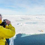 Oceanwide Expeditions steuert in der nächsten Saison die Arktis auch ab Bremerhaven an: Die Reise an Bord MV Janssonius geht nach Spitzbergen.