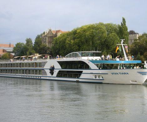 VIVA Cruises startet Anfang Juni auch in Deutschland: mit dem Premiumschiff VIVA TREASURES geht es ab dem 3. Juni 2021 ab/bis Koblenz