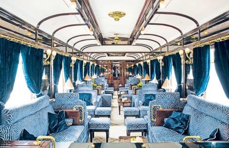 Regent Seven Seas Cruises hat die neue Concierge Collection mit einer Verbindung von Zug und Kreuzfahrt für 2022 vorgestellt.