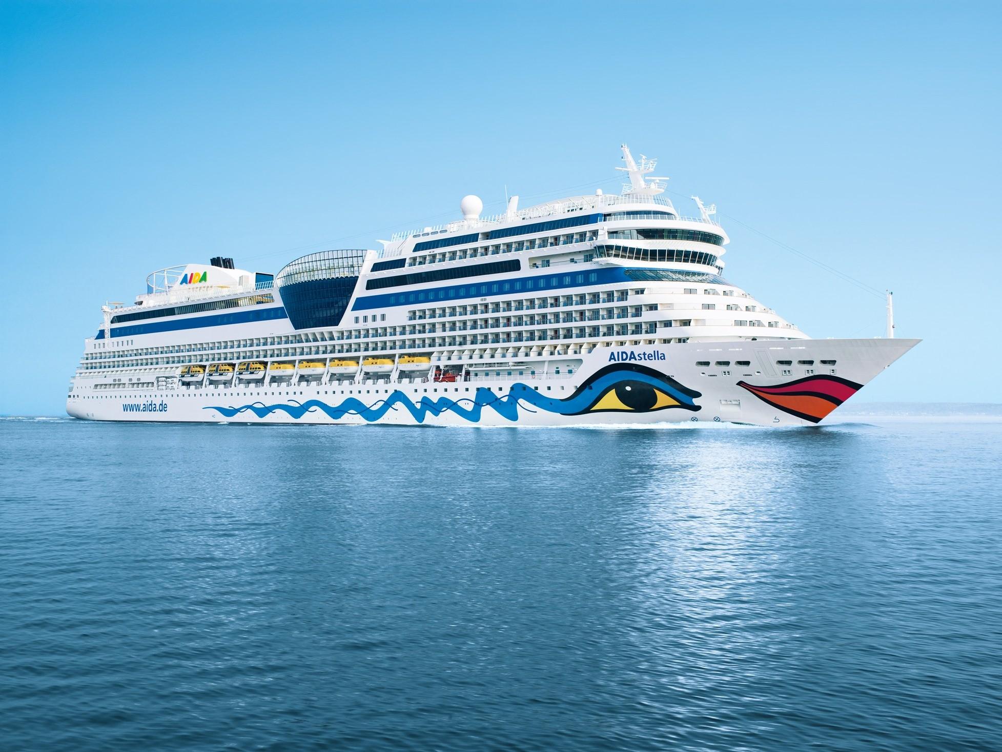 Ab 29. Juli 2021 wird AIDAstella Reisen im westlichen Mittelmeer anbieten und 10- sowie 11-tägige Kreuzfahrten ab Palma de Mallorca starten.