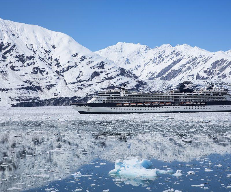 Celebrity kehrt nach Alaska zurück: Ab dem 23. Juli wird Celebrity 7-Nächte-Reisen ab Seattle auf der Celebrity Summit® starten
