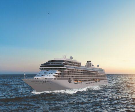 Regent Seven Seas hat den Namen des neuen Schiffes bekannt gegeben: Seven Seas Grandeur, sie wird im vierten Quartal 2023 ausgeliefert