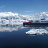 Hurtigruten hat eine 93-tägige Expeditionskreuzfahrt von Pol zu Pol vorgestellt: Start am 8. August 2022 in Vancouver, Zielhafen Buenos Aires