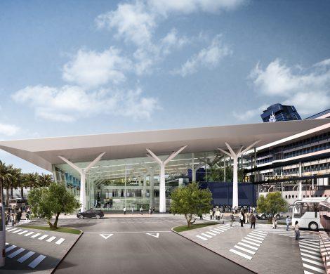 MSC Cruises baut in Barcelona ein Terminals von 11.670 Quadratmetern, eine Investition von 33 Millionen Euro, und betreibt dies 31 Jahre