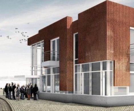 Wismar hat sein modernisiertes Kreuzfahrtterminal eröffnet, mit neuem Abfertigungsgebäude und Schiffliegeplatz von 240 Meter.