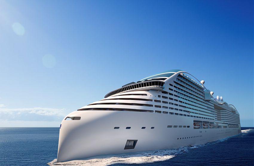 Der Bau des 22. Schiffes in der Flotte von MSC Cruises bei Chantiers de l'Atlantique in Saint Nazaire ist eingeläutet, die MSC Euribia soll im Juni 2023 in Dienst gestellt werden.