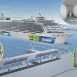 MSC Cruises will mit der Werft Fincantieri und Snam das erste Kreuzfahrtschiff mit Wasserstoff-Antrieb auf den Markt bringen.