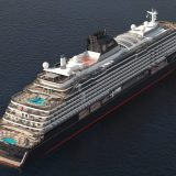Die EXPLORA II, Schwesterschiff des ersten Schiffes, welches für die Luxusmarke von MSC Kreuzfahrten, Explora Journeys, gebaut wird, soll im Frühjahr 2024 in Dienst gestellt werden